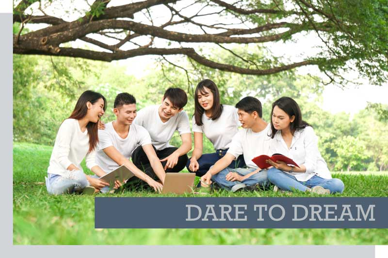 octava foundation dare to dream grant side image